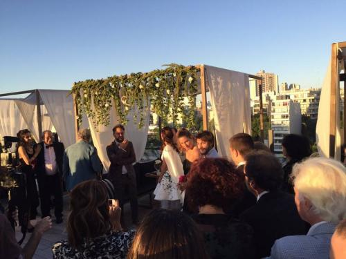 Casamiento de Andy y Sebas