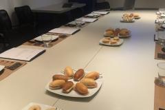 Almuerzo Advisory Board CIPPEC